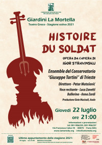 """Ensemble del Conservatorio """"G. Tartini"""" di Trieste"""