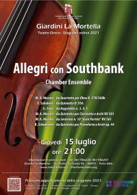 Allegri con Southbank - Chamber Ensemble