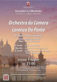"Orchestra da Camera ""Lorenzo Da Ponte"""
